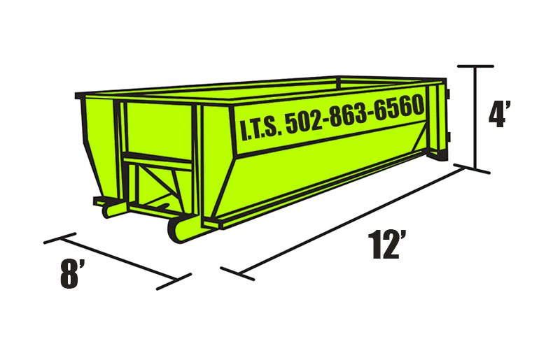10-Cubic Yard Dumpster Georgetown KY